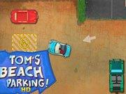 Toms Beach Parking HD