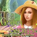 Garden Secrets Hidden Objects by Outline